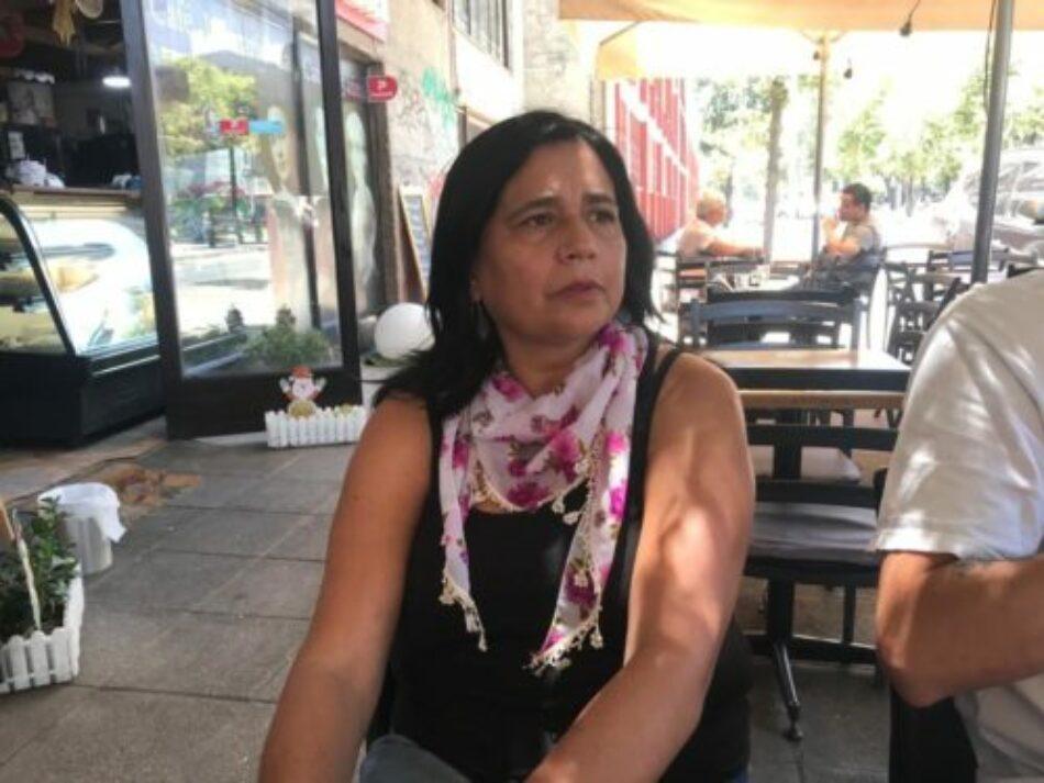 Entrevista a la portavoz de la Coordinadora de víctimas en Chile: «Los carabineros siguen tirando balines a los ojos»