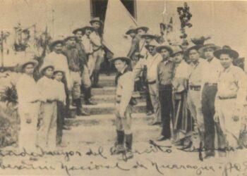Primero de enero de 1933. La primera victoria sandinista