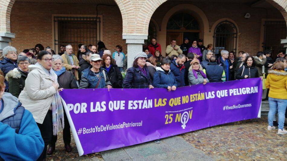 Crimen machista en Puebla de Almoradiel: «no es tiempo de dudas, es tiempo de actuar»