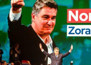 El socialdemócrata Zoran Milanovic gana las presidenciales en Croacia