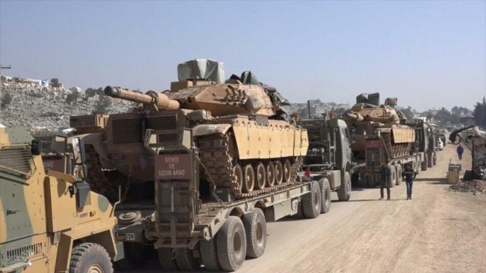 Sangriento choque Turquía-Siria en Idlib podría involucrar a Rusia