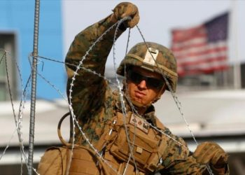 Expulsados 24 marines de EEUU por trata de personas cerca de México