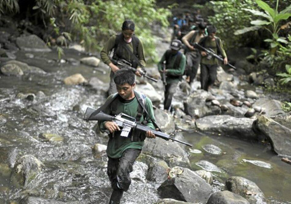 Filipinas. La guerra de los muchachos