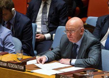 El embajador ruso ante la ONU denuncia restricciones a diplomáticos de Rusia y Cuba por parte de EEUU
