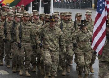 El anterior gobierno argentino de Macri promulgó ley que autoriza la entrada al país de tropas extranjeras