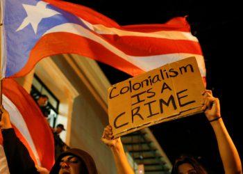 Puerto Rico agoniza 121 años bajo el yugo norteamericano