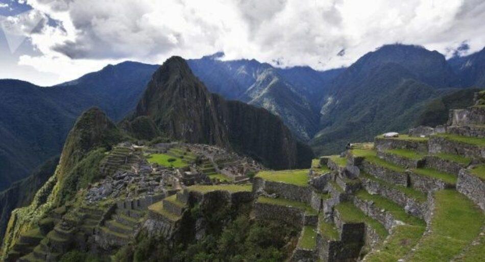 Reforestan zona aledaña al Machu Picchu