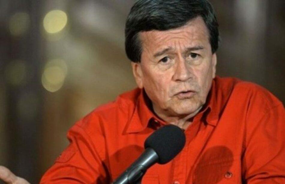 Colombia. Hicimos una propuesta para suspender ataques, tenemos disposición a hablar: Pablo Beltrán, Delegación ELN