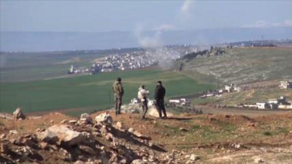 Ejército sirio lanza nueva fase de batalla en noroeste del país