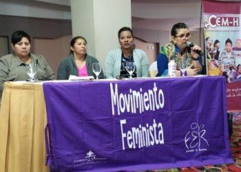 Honduras. Mujeres le exigen al Estado rendición de cuentas del presupuesto asignado para investigar las muertes violentas y femicidios