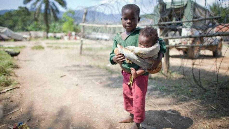 Llamamiento a proteger a los niños en las zonas de conflicto