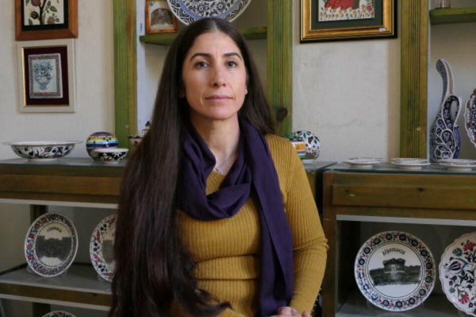 Figen Ekti: Los asesinatos de mujeres son políticos