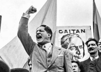 El asesinato de Jorge Eliecer Gaitán en Colombia, y el nacimiento de las FARC