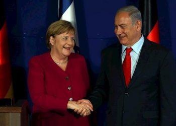 Palestina. Alemania al lado de Israel en tema palestino, ante Corte Penal Internacional