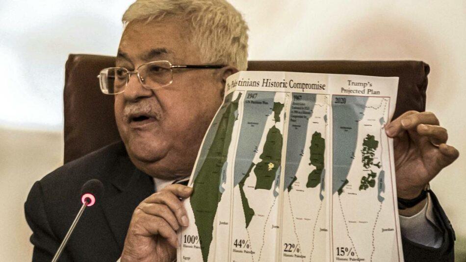 Mahmud Abbás anuncia la ruptura de relaciones internacionales entre Palestina, Israel y EEUU