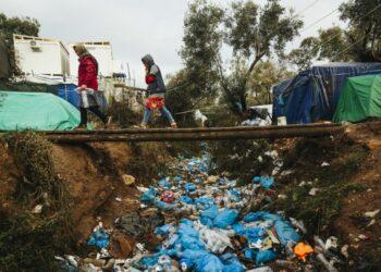 ACNUR pide medidas contundentes para acabar con las condiciones alarmantes en las Islas del Egeo