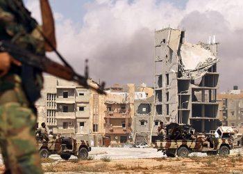 El Ministro de Exteriores alemán promete castigo a infractores del embargo de armas a Libia