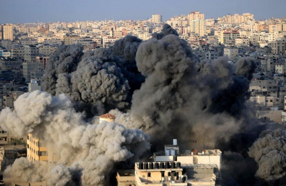 Hamás advierte que bombardeos israelíes no lo disuadirán de ataques desde Gaza