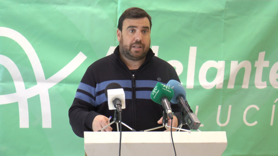 Adelante Andalucía insiste en que no se puede dejar en manos de fondos buitres la gestión de la política de vivienda