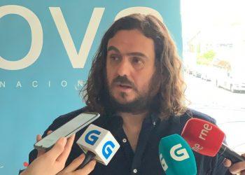 """Antón Sánchez: """"Temos que presentar unha alternativa que dé continuidade ao traballo iniciado en AGE"""""""