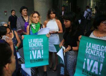 De cara al 8M: Organizaciones feministas de Chile rechazaron asistir a reunión de coordinación con el gobierno