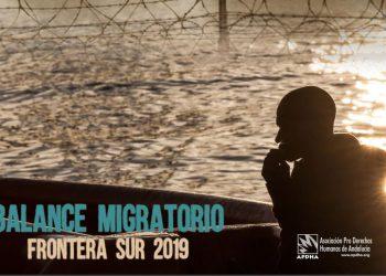 APDHA alerta de que el descenso a la mitad de la migración es a costa de vulnerar los derechos humanos