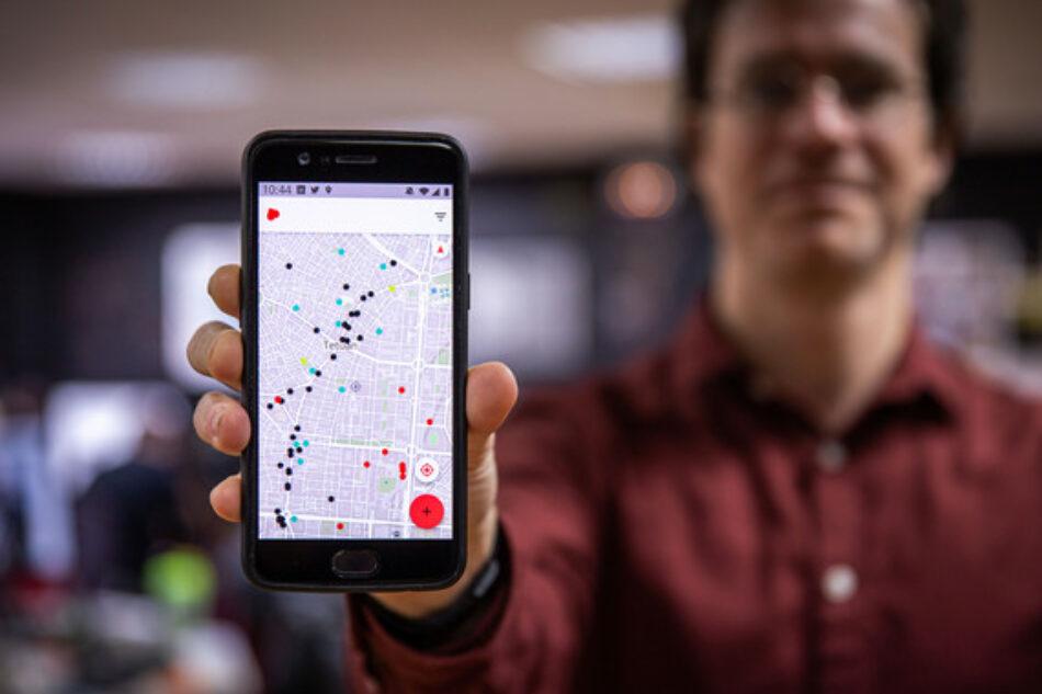 BetOver, la 'app' para vigilar las casas de apuestas con colaboración ciudadana