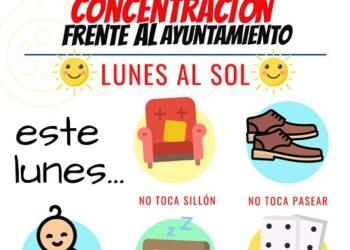 «Los Lunes al Sol» de la Plataforma Ciudadana en Defensa de las Pensiones de Córdoba: «Hacia el 8M: contra los trabajos precarios y el terrorismo machista»
