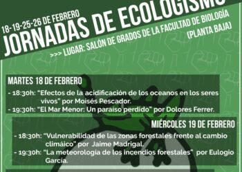 Colectivo Estudiantil Alternativo (CEA) organiza las «Jornadas de ecologismo» en la USAL