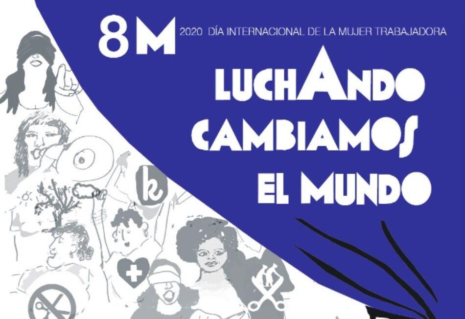 La CGT convoca Huelga General en Andalucía para el 8M