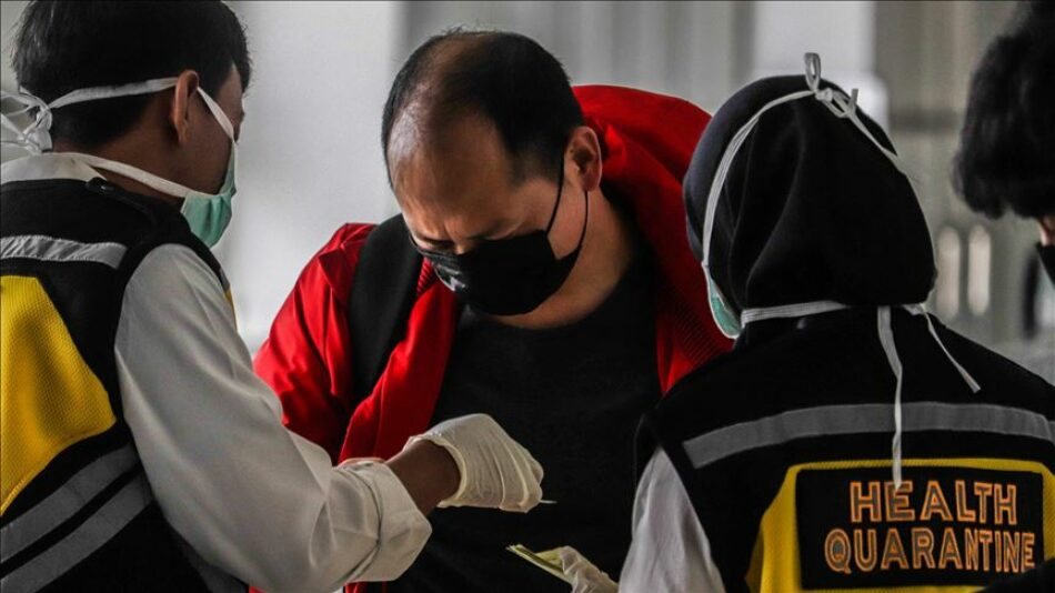Se confirma la primera muerte por coronavirus fuera de China