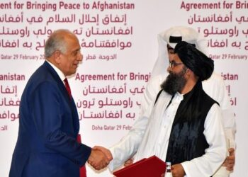 EEUU y el movimiento Talibán firman un acuerdo de paz en Doha