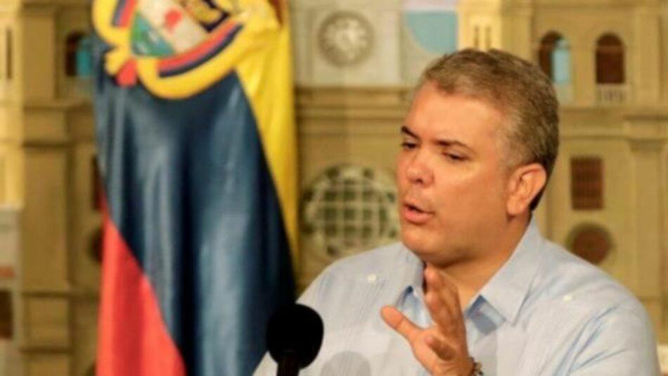 Congreso de Colombia investiga a Iván Duque por compra de votos