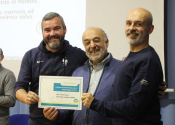 Iñaki y Frenchy, galardonados en la II Edición de los Premios Forges de Humor Gráfico y Cómic