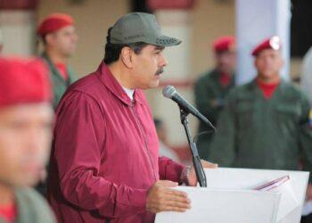 Venezuela. Maduro relata cómo Armada venezolana ahuyentó buque espía de EEUU
