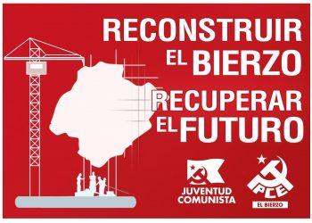 El PCE pide llenar las calles el 16-F para comenzar a `Reconstruir El Bierzo´