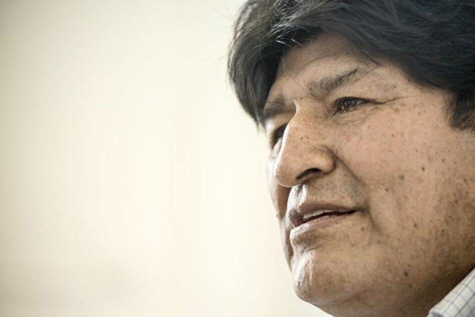 """Entrevista al expresidente de Bolivia Evo Morales: """"Yo no creía en la necesidad de generar nuevos liderazgos"""""""