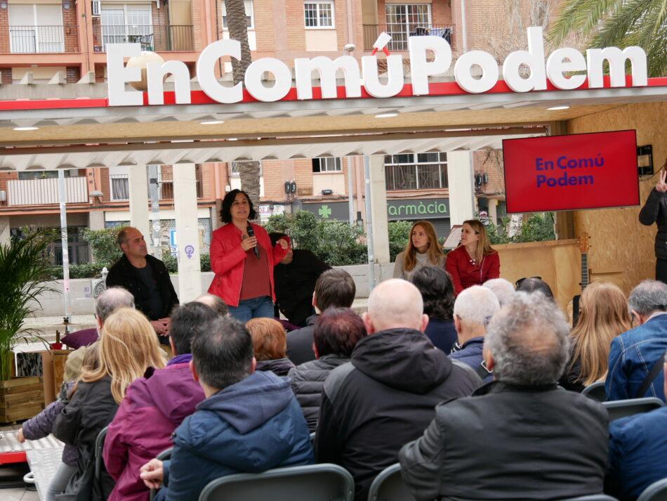 """Susanna Segovia: """"El Govern s'alinea amb Cs i PSC per apujar-se els salaris"""""""