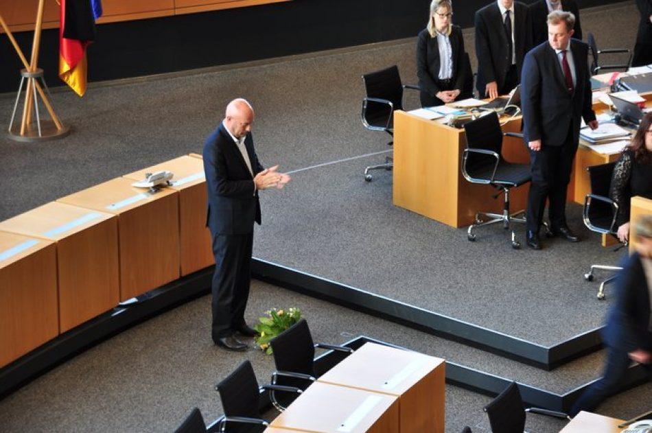 Die Linke gana las elecciones en Turingia (Alemania) pero AfD y CDU suman sus votos para elegir al liberal Kemmerich