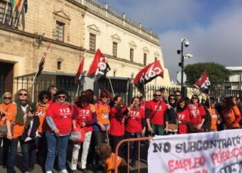 «La plantilla del 112 Andalucía nada tiene que celebrar en el Día Europeo del 112 de 2020»