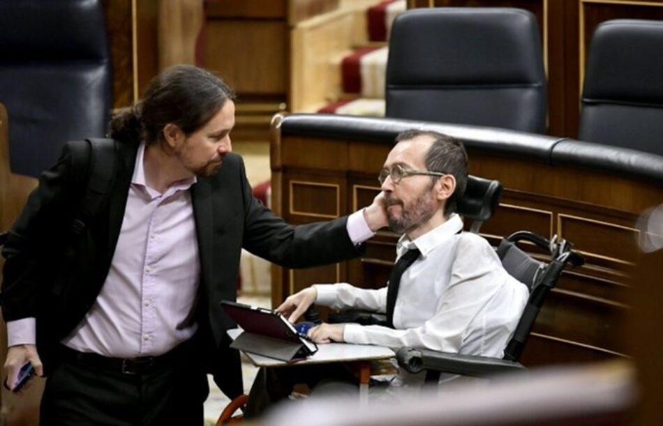 """IU respalda en el Pleno la regulación de la eutanasia y advierte a PP y Vox que """"no es una iniciativa 'por y para la muerte', sino que nos dignifica como personas y como país"""""""