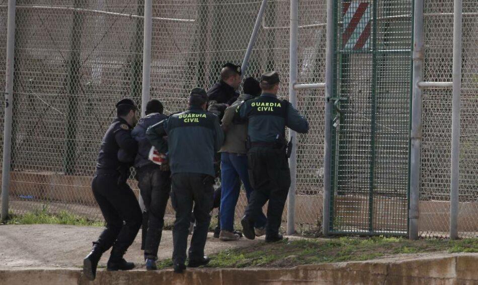 """IU valora que el fallo europeo sobre las 'devoluciones en caliente' """"debe obligar a establecer vías seguras de entrada, entre ellas poder pedir asilo en embajadas y consulados"""""""