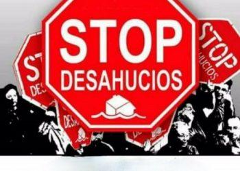 "El próximo lunes 24 de febrero el fondo ""buitre"" Azora-Encasa Cibeles pretende desahuciar a una familia vulnerable en Móstoles"