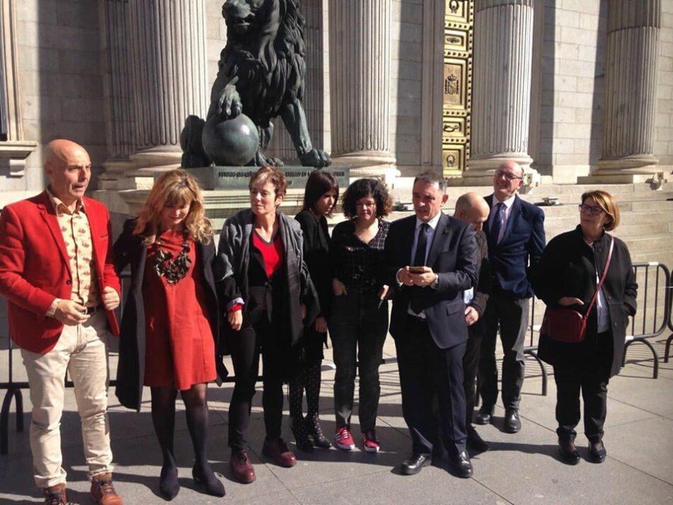 """Enrique Santiago explica el """"total respaldo"""" de Unidas Podemos a la proposición de ley sobre bebés robados registrada por ser una """"obligación ética, histórica, política y jurídica"""""""