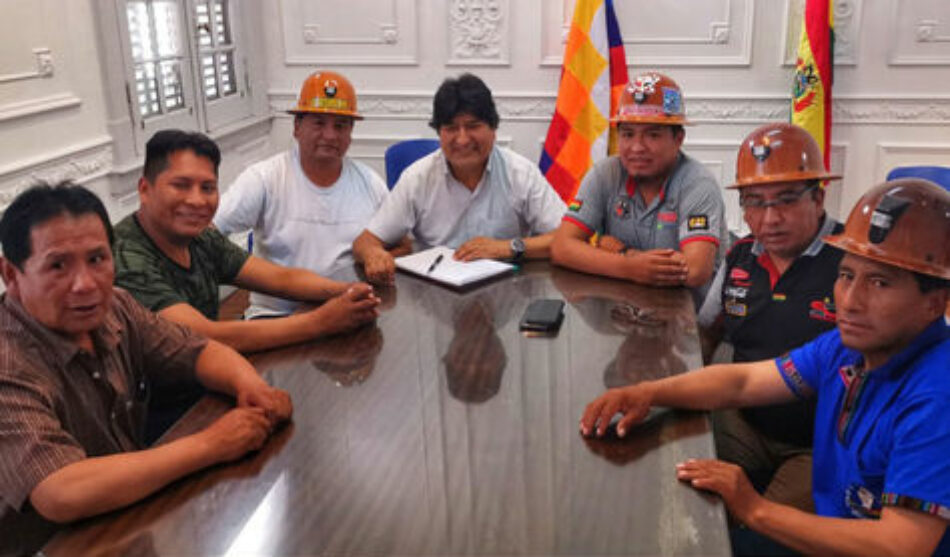 Evo Morales califica de 'golpe a la democracia' su inhabilitación como candidato a senador en Bolivia