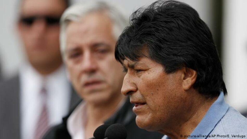 ALBA-TCP denuncia la inhabilitación de Evo Morales en Bolivia por estar «políticamente motivada»