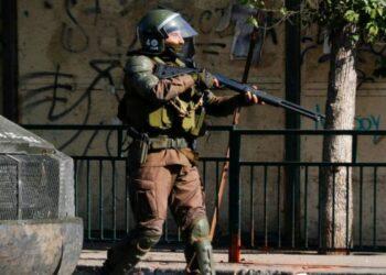 Probarán nuevas armas de las fuerzas represivas contra el pueblo en Chile