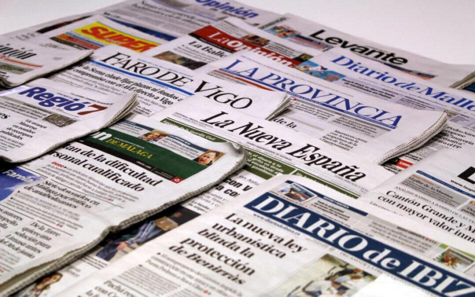 CCOO reclama derechos de autor para los y las periodistas para garantizar la calidad del periodismo y la libertad de expresión