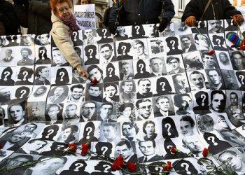 Reivindican una Ley de Víctimas de «Colectivos de Memoria Histórica y de Víctimas del franquismo»