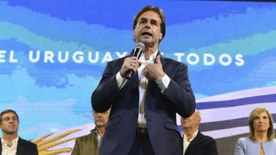 El nuevo gobierno uruguayo pretende derogar parte de la Ley de Comunicación del Frente Amplio para facilitar la concentración mediática
